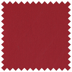 Red Poly Cotton