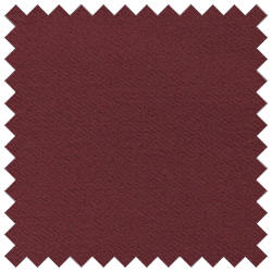 Cardinal Red Wool Serge