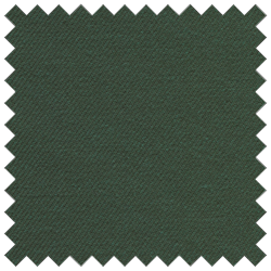 Dark Green Wool Serge